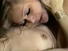 Watch this whorish and slutty white slut getting fucked in her bedroom by he black friend in The Classic Porn sex clips.