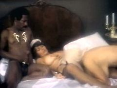 Rapacious light haired old sex bomb with incredibly huge saggy ballrooms passionately rides sweet chocolate sausage the other bosomy bombshell rides that black mouth and her flaccid twat is in delight at the moment. Watch this blow minded interracial 3some fuck in The Classic Porn sex clip!