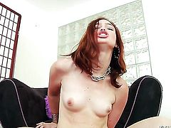 Jodi Taylor reaches satisfaction in solo scene
