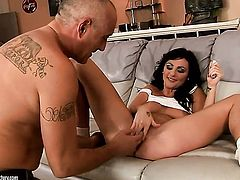 Teen Lexi Ward does it with a man she wants to fuck