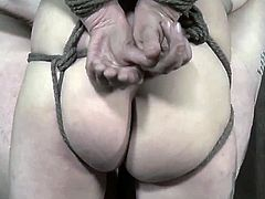 Mollie Rose and Candace Cross are in this together today. Mollie is our main focus today. She has seen our live feeds first hand and knows that it is going to be intense. two beautiful young women locked in a cage you know that it is going to be a good one.Enjoy these two in bondage where they enjoy hot strap-on sex.
