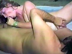 What a couple wouldn't have a very private video of themselves? Not this one really! They are fucking like porn actors and it's hot!