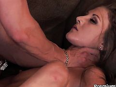 Mia Rose and hot dude are in the mood for fucking