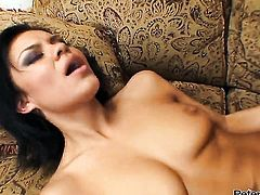 Ruby Knox gets her mouth stretched by guys hard love wand