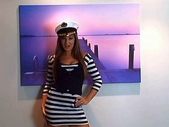 Sexy Sailor Girl