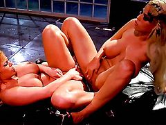 Shyla Stylez is ready to spend hours licking Bridgette B.s bush non-stop