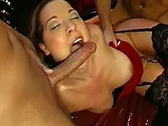Amazing sluts are nasty and wild during impressive porn shows