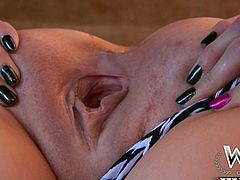 Asstastic white MILF takes fat BBC up her hungry asshole balls deep