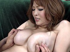 This busty oriental chick is everything your cock desires. Her big boobs'll drive you crazy. Just click here and enjoy watching Jav HD sex tube video for free.