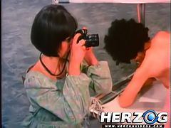 Back in those days they didn't had high definition cameras, but they had some very filthy whores that knew how to fuck! Why not stay with us if you enjoy classic porn as much as we do and see a lot here at Herzog Videos. Start with this one, the making of a porn and see a brunette getting fucked nice and dirty