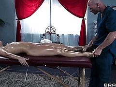 Johnny Sins has unforgettable anal sex with