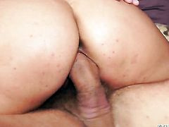 Jenny One takes Nacho Vidals cum loaded snake in her hot mouth