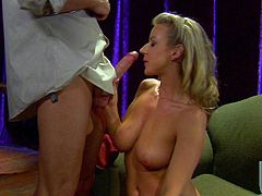 Sweet Carolyn Reese gets her pink pussy fingered and fucked