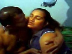 Kinky and young brunette with awesome body and big ass gets her boobs licked. Have a look in steamy The Indian Porn xxx clip.