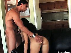 Ricki White loves getting her backdoor fucked