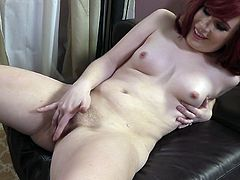 Sadie is a sexy housewife with a secret. She loves black cock. While her husband is away at work she get drilled by hung black studs.