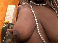 Fair haired wanton ebony gal with big boobies rested on coach. Having spread her legs apart she set to finger her thirsting cooch. Watch this self satisfaction in My XXX Pass porn clip!
