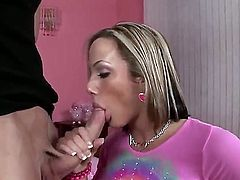 Chris Strokes satisfies curious blonde bitch Kara Novak with his perfect cock