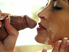 You must admire Kelly Diamond's skills in cock sucking and hard fucking