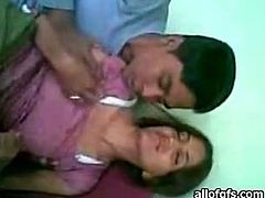 Classy Indian temptress wants to fuck her lover silly