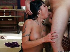 Tommy Pistol has a good time fucking Mahina Zaltana