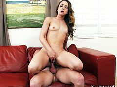 Remy LaCroix is a fucking hot long haired abbe who is ready to hop on your meaty dick 24/7. She rides cock reverse and then face to face. This exciting sex show is everything you need.