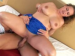 Astounding Constance Devil Serves A Titjob And Goes Hardcore