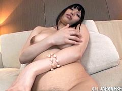 Steamy Asian Masturbates Her Pussy In A Solo Model Video