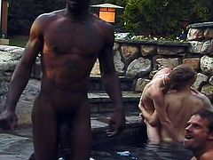 Murray recommend best of the sex pool interracial at gay