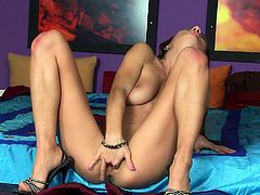Yummy Alice Romain Fingers Her Own Pussy In A Solo Model Video