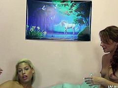 Hot like fire busty sex doll rides that hard penis in cowgirl pose. A bit later her torrid brunette kooky got her kitty attacked from behind by that feverish freak. Watch that steamy FFM fuck in My XXX Pass sex video!