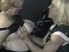 Kinky and booty bitch gets a titfuck and gets her hairy pussy fucked hard missionary. Have a look at this bitch in The Classic Porn sex clip.