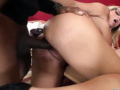 Britney Young enjoys some passionate sex with Sean Michaels