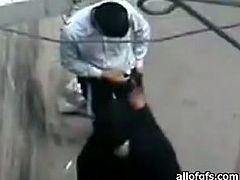 This chick with big appetite for sex meets the guy on the street and gets fucked doggystyle on the street. Have a look at this babe in The Indian Porn sex video.
