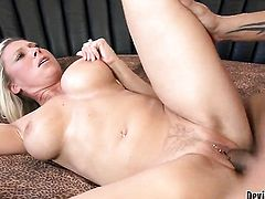 Devon Lee fucks like a first rate whore