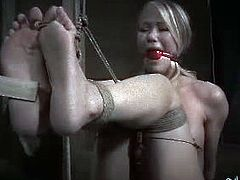 Simone Sonay tortured and pleasured. She thought that she had already lived that dream. Elise showed her that on the inside she is just another crybaby today.