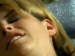 I do not know you're aware of it or not but Lisa Sparxxx is sex addicted bitch! Watch how she lies on the armchair exposing her huge natural boobs and gets her trench fucked with mechanical dildo!