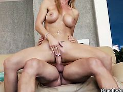 Tanya Tate is wet all the time cuz she loves to fuck with Johnny Castle but cant get enough