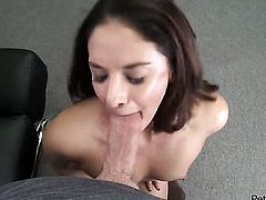 Sheena Ryder gets the pleasure from pussy pounding like never before