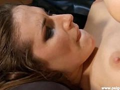 If you are a fan of big black cock fucking mature pussies hard, you will love this video. Watch this horny milf Paige Turnah getting fucked hard by this big black cock. She gets her curvy body twisted around as she gets fucked by this black stud nice and hard. Enjoy!