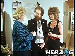 Herzog Videos brings you a hell of a free porn video where you can see how this vintage hardcore compilation will drive you mad. These belles wanna have a hell of a time!