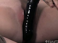 The girl is slowly and skillfully teased to the edge of orgasm over and over again, but denied permission to cum.Her tormentors use their fingers, toys, tongues and vibrators around her pussy and clit but ensure she doesn't get desensitized from any one sensation and most definitely isn't allowed to cum.