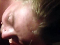 White MILF BBW sucking my BBC & Facial