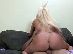 Kinky and attractive blond haired bitch with awesome body gets her dripping pussy fucked hard. Have a look at this chick in My XXX Pass sex clip.