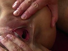 Amazing light haired bitch Cindy Hope gets drilled hard