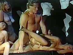 Lucky guy from 20 years ago got to fuck this adult stars legends in one room. Look how huge boobied these pornstars before. I am pretty much sure this guy still won't forget this experience.