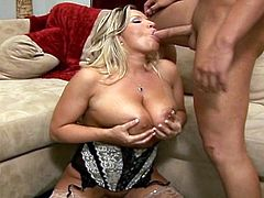 Time for insolent Rachel Love to reach orgasmic pleasures by fucking like a true slut with a really huge dong