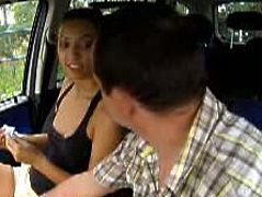 Here is the compilation of these Czech prostitutes getting paid for a quick hardcore fix of this rich guy. Watch how they perform their pornstar experience style in the car.