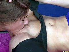CFNM Secret brings you a hell of a free porn video where you can see how these nasty blonde and brunette sluts get banged together into heaven while assuming very hot poses. Ash Hollywood and her gf wanna be bad!