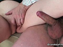 These horny mature couple bringing back the younger days daily habit of them fucking around the house especially in the living room. Fucking hot naughty nostalgia for them.